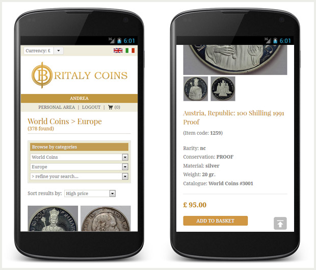Britaly Coins Ltd